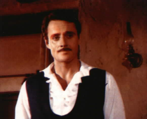 Duncan Regehr as Don Diego