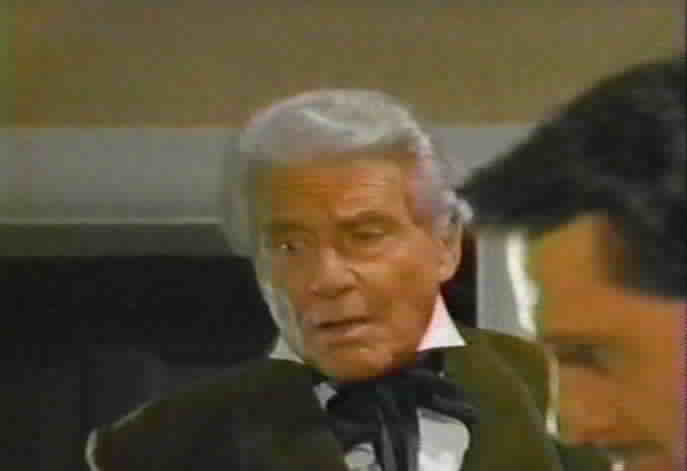 Efrem Zimbalist, Jr. as Don Alejandro de la Vega