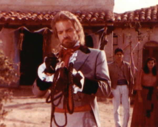 Michael Tylo as Alcalde Ramone in 'It's a Wonderful Zorro'