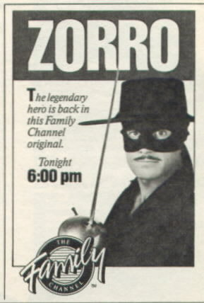 Advertisement from TV Guide for the 2nd airing of the series premiere, Jan.6-12, 1990