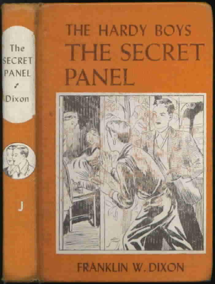 25. The Secret Panel