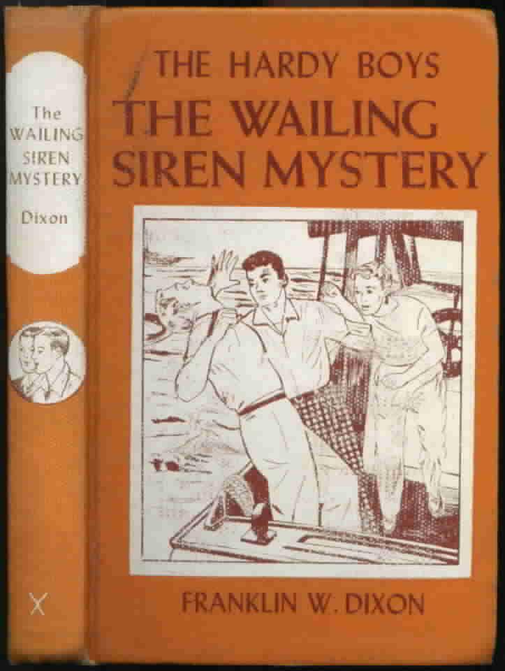 30. The Wailing Siren Mystery