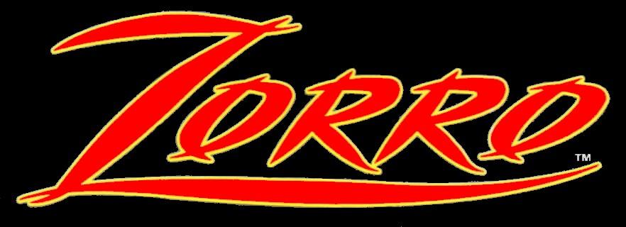 Zorro Title Logo